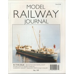 Model Railway Journal 2004 No.149