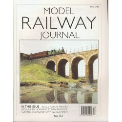 Model Railway Journal 2004 No.153