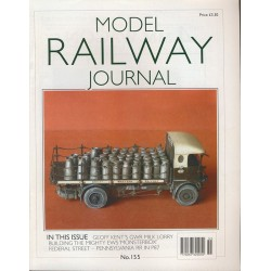 Model Railway Journal 2004 No.155