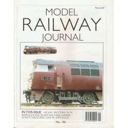 Model Railway Journal 2005 No.156