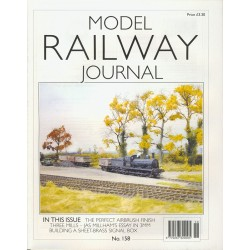 Model Railway Journal 2005 No.158