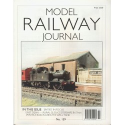 Model Railway Journal 2005 No.159