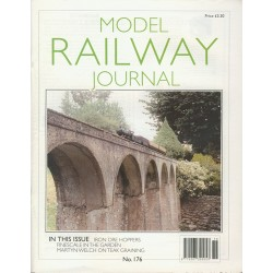Model Railway Journal 2007 No.176