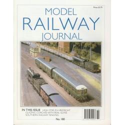 Model Railway Journal 2008 No.180