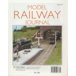 Model Railway Journal 2008 No.186