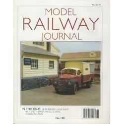 Model Railway Journal 2010 No.198