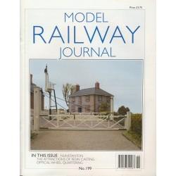 Model Railway Journal 2010 No.199