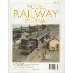 Model Railway Journal 2010 No.202