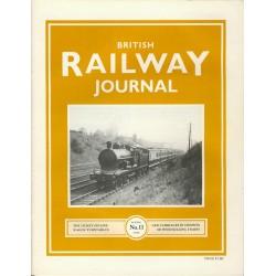 British Railway Journal No.11