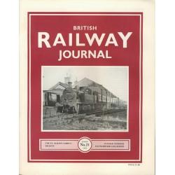 British Railway Journal No.21