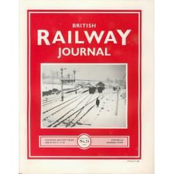 British Railway Journal No.24