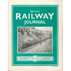 British Railway Journal No.28