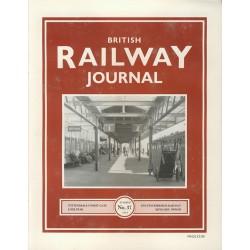 British Railway Journal No.37