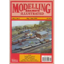 Modelling Railways Illustrated 1994 May/June V1No5