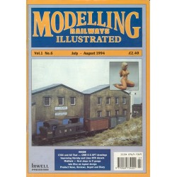 Modelling Railways Illustrated 1994 July/August V1No6