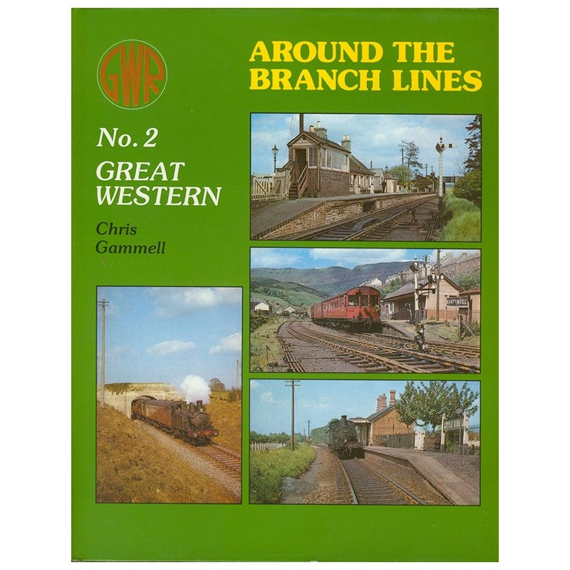 Around the Branch Lines No.2 Great Western