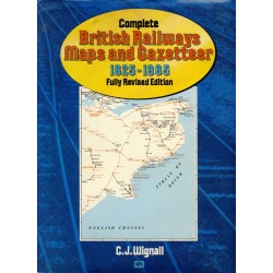British Railways Maps and Gazetteer