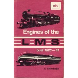 Engines of the LMS built 1923-51