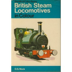 British Steam Locomotives in colour