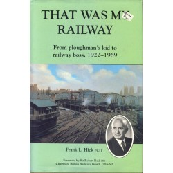 That Was My Railway