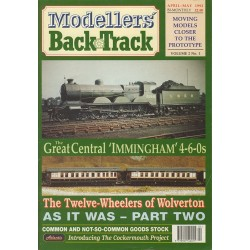Modellers BackTrack 1992 Apr/May