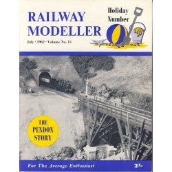 Railway Modeller 1962 July