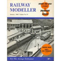 Railway Modeller 1962 January