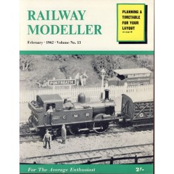 Railway Modeller 1962 February