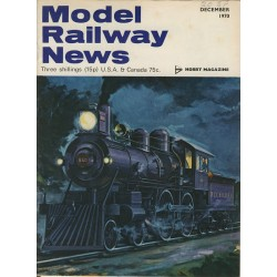 Model Railway News 1970 December