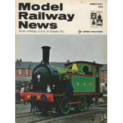 Model Railway News 1970 February