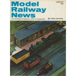 Model Railway News 1969 January