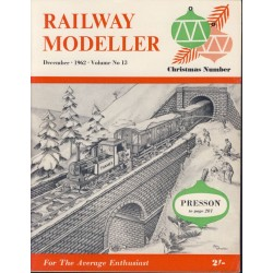 Railway Modeller 1962 December