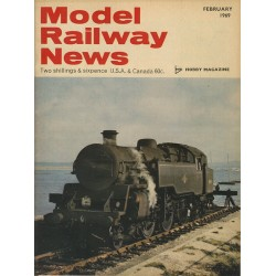 Model Railway News 1969 February