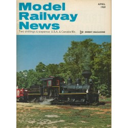 Model Railway News 1969 April