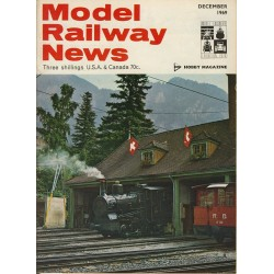 Model Railway News 1969 December