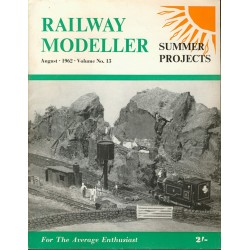 Railway Modeller 1962 August