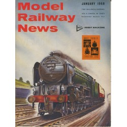 Model Railway News 1968 January