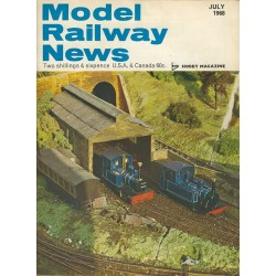 Model Railway News 1968 July