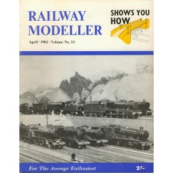 Railway Modeller 1962 April