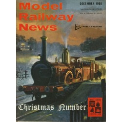 Model Railway News 1968 December