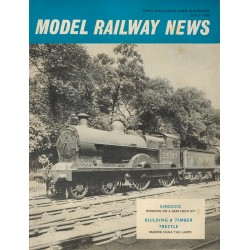 Model Railway News 1965 July