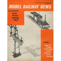 Model Railway News 1965 August