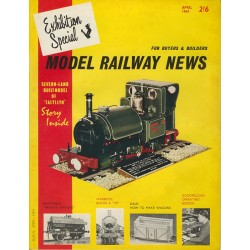 Model Railway News 1964 April