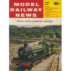 Model Railway News 1963 April