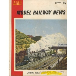 Model Railway News 1963 December