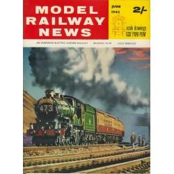 Model Railway News 1962 June