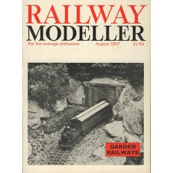 Railway Modeller 1967 August