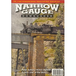 Narrow Gauge Downunder 2010 October