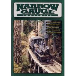 Narrow Gauge Downunder 2002 Winter/Spring