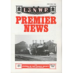 LNWR Premier News various issues